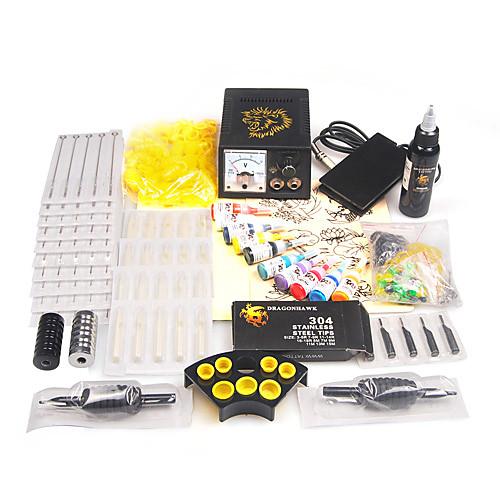 профессиональные наборы татуировки с 3 орудия татуировки для подкладки и затенение Lightinthebox 3866.000