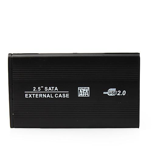 USB 2.0 2.5-дюймовый HDD внешний корпус Lightinthebox 171.000