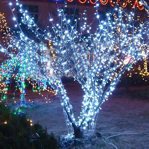 Светодиодная гирлянда для Рождества, Хэллоуина и праздников (CIS-84002)