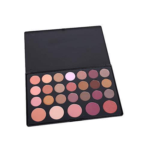 шелковистым блеском 26 цветов макияжа тени палитра Lightinthebox 601.000