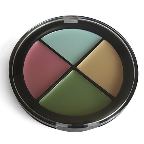 отделка из натурального макияжа маскирующее палитра № 4 (4 цвета) Lightinthebox 267.000