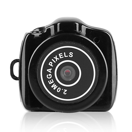 Мини записывающая камера Atom HD - с углом обзора 72 град. (самая маленькая камера в мире) Lightinthebox 558.000