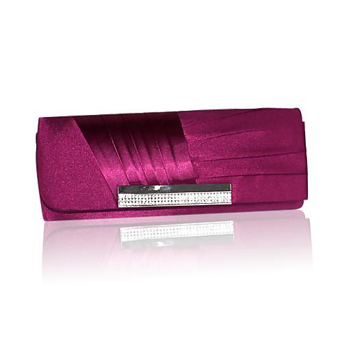 сумки / муфты сатин с австрийским горный хрусталь больше цветов Lightinthebox