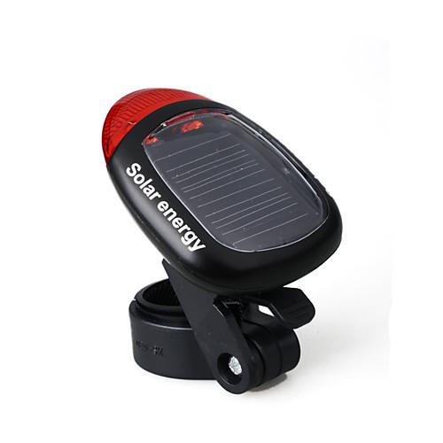 Фонарь для хвостовой части велосипеда на солнечной батарее Lightinthebox 300.000