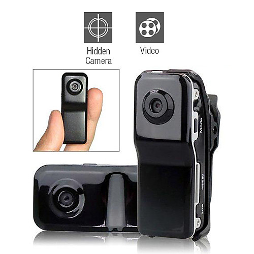 Размер большого пальца мини камеры DV видеокамер Lightinthebox 300.000