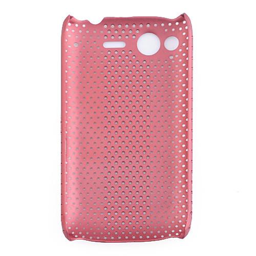 Чистая резкое защитный чехол для сотового телефона HTC Desire с (многоцветные) Lightinthebox 85.000