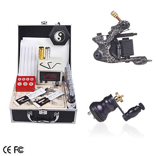 2 орудия татуировки комплекте с ЖК powerand 7  30 мл чернил Lightinthebox 4253.000