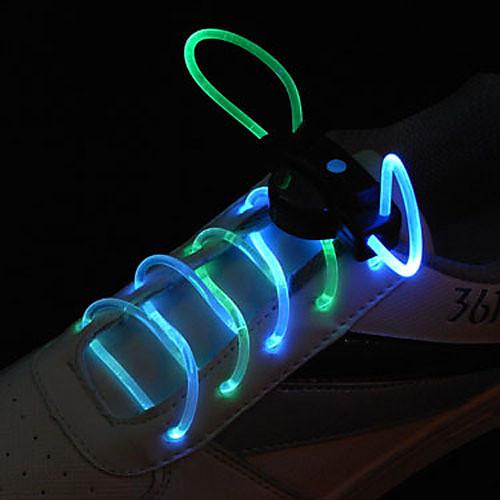 Влагозащитные LED шнурки (1 пара) Lightinthebox 300.000
