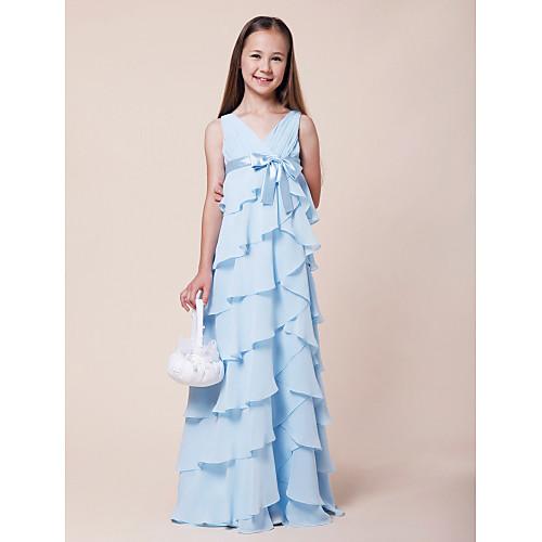 ARUN - Платье для подростков из шифона Lightinthebox 4296.000