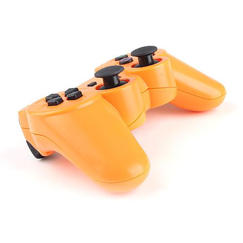 Беспроводной геймпад DualShock 3 для PS3 (оранжевый) Lightinthebox 556.000