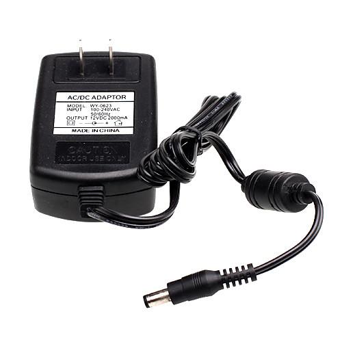 стандартный сетевой адаптер для камеры CCTV (12V, 2000mA, два плоских контактный) Lightinthebox 257.000
