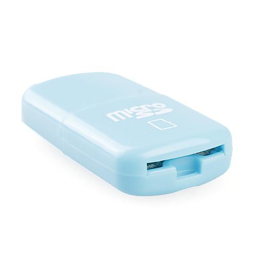 Все-в-1 Mini USB Micro SD кард ридер Lightinthebox 83.000