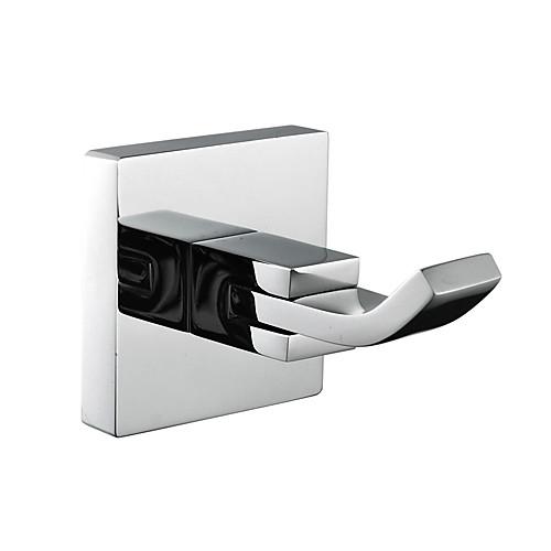 хромированная отделка латунь одинарным крючком одежды слот типа Lightinthebox 644.000