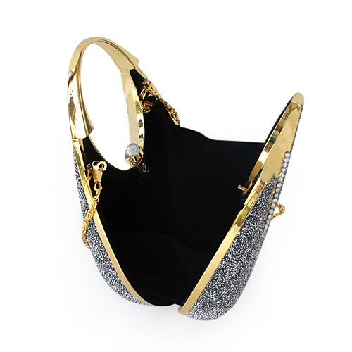 атласа оболочки вечер сумка сумки кошелек сцепления
