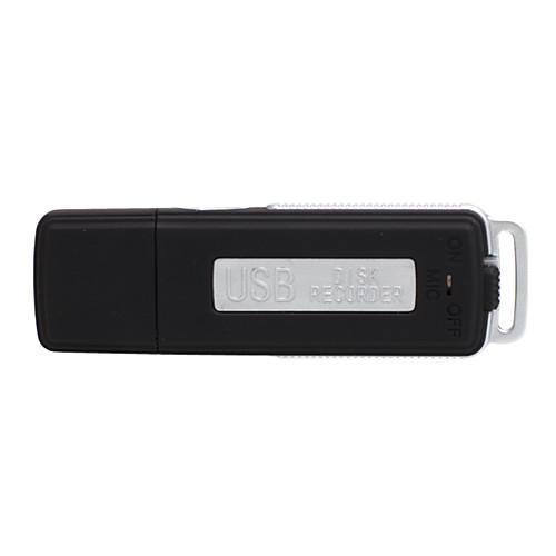 Шпионский диктофон в форме мини USB флешки Eragon (4 Гб) Lightinthebox 773.000