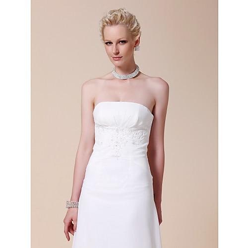 YILDIZ - Платье свадебное из шифона Lightinthebox 3854.000