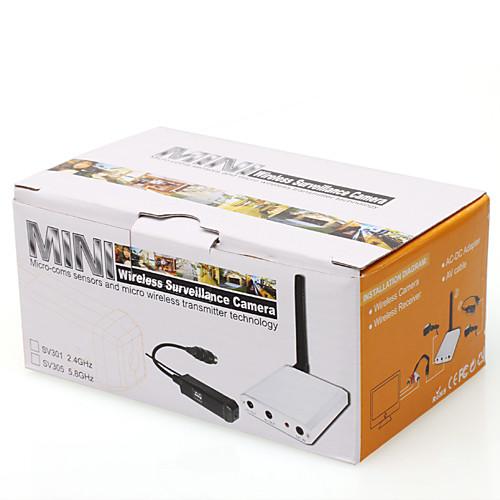 Беспроводная мини камера наблюдения, датчик Micro-CMOS Lightinthebox 1847.000