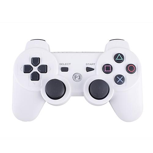 Беспроводной геймпад DualShock 3 для PS3 (белый) Lightinthebox 427.000