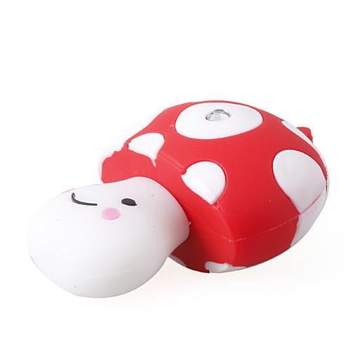 8gb мультфильма гриб флэшку (белый) Lightinthebox 558.000