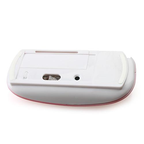 Розовая ультра-тонкая беспроводная мышь, USB 2.4GHz Lightinthebox 341.000