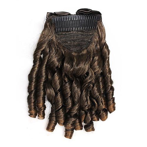 принцесса моды стиль коричневый фигурные расширение зажим для волос Lightinthebox 644.000