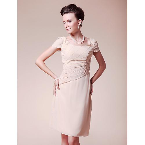 EVACSA - Платье для дам из шифона
