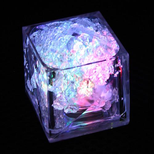 Ice Cube форме 7 цветов изменения ночью свет Lightinthebox 128.000