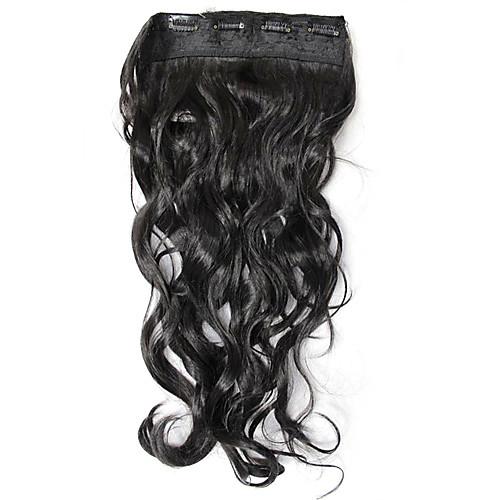 черный кудрявый клип в наращивание волос Lightinthebox 644.000