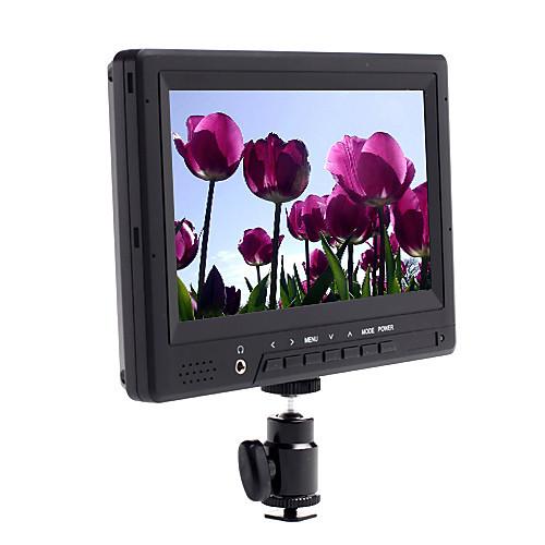 7-дюймовый DSLR HD ЖК-монитор (разрешение 1080p, HDMI в нашем ) Lightinthebox 7734.000