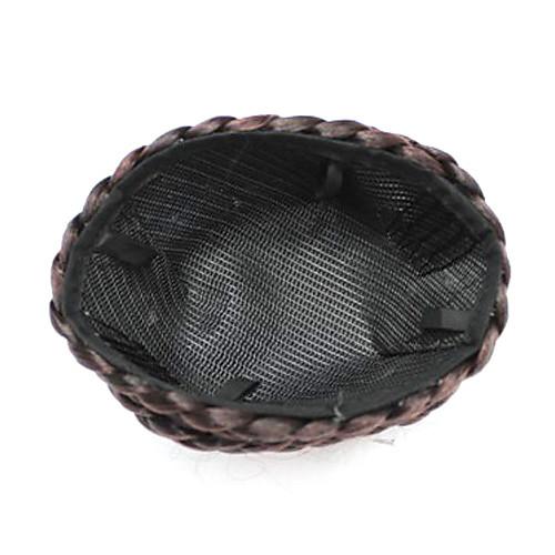 коричневый синтетические плетеные булочки шиньон Lightinthebox 644.000