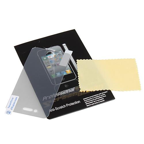 Прозрачная защитная пленка для Apple iPhone 4 (3 шт.) Lightinthebox 42.000