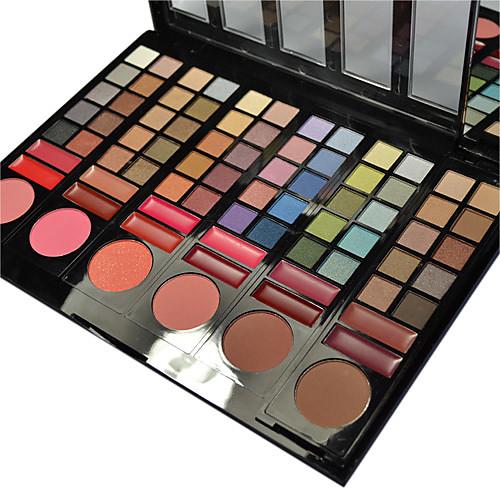 Многофункциональная палитра для профессионального макияжа из 78 цветов Lightinthebox 858.000