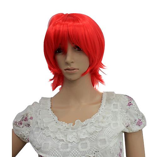 монолитным короткие высокая температура проволоки рыжий парик карнавал Lightinthebox 858.000