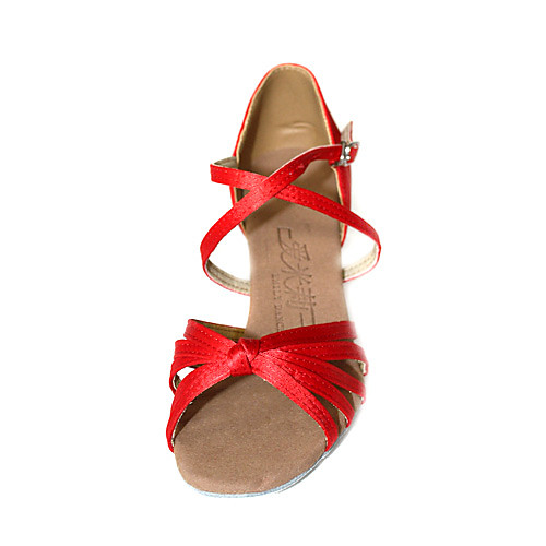 Туфли для латинских танцев, материал сатин Lightinthebox 858.000