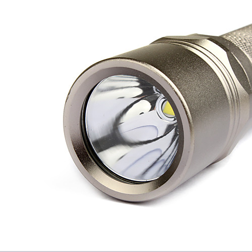 UniqueFire м2 5-режим CREE XM-L T6 светодиодный фонарик (1000lm, 1x18650, коричневый) Lightinthebox 1116.000