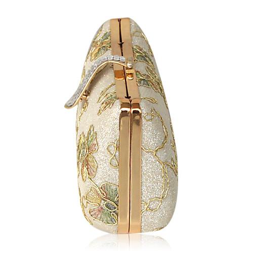сатин с стразами / блестками вечерние сумочки / муфты больше цветов Lightinthebox 1202.000