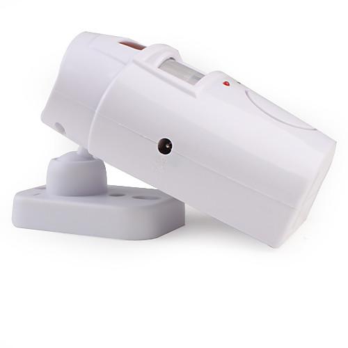 Тревожная сигнализация с инфракрасным датчиком движения и двумя пультами-брелками (105 дБ) Lightinthebox 513.000