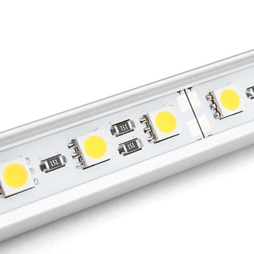 Гирлянда из 36 светодиодов 576 люмен с алюминивыем кожухом, теплый белый свет (12 В) Lightinthebox 515.000