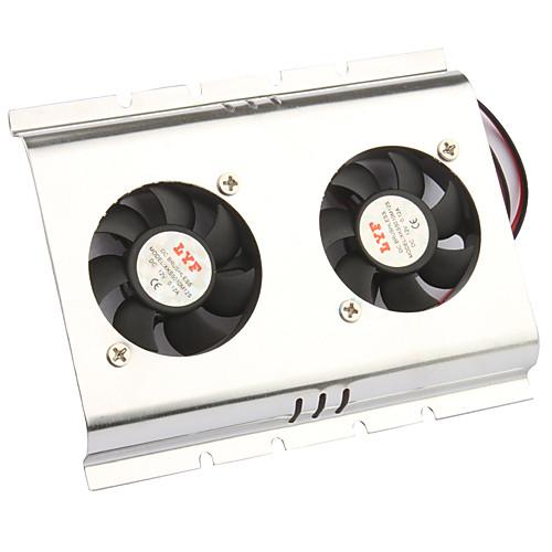 двойные вентиляторы охлаждения жестких дисков вложений Lightinthebox 128.000