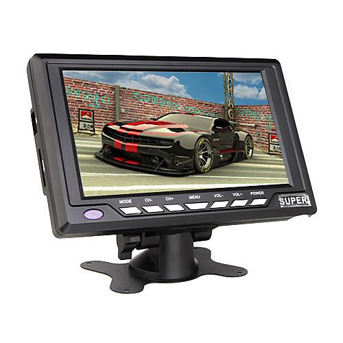 ВЕСЫ - 7-дюймовый цифровой экран стоять монитор (TV, FM) Lightinthebox 2362.000