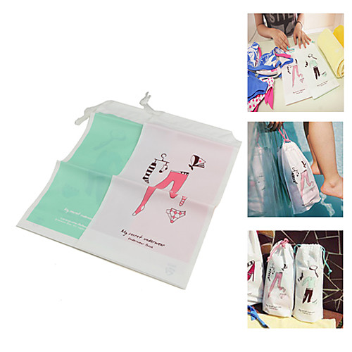 путешествия багаж организатор воздушной почтой обновлений для полотенца / нижнее белье / носки и многое другое Lightinthebox 128.000