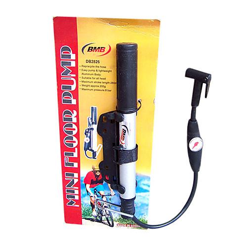 высокого давления др. сплава переносного насоса мини-велосипед с манометром Lightinthebox 429.000
