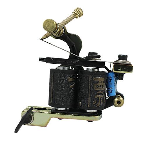 3 чугунные орудия татуировки комплекте с ЖК власти и 55 цветных чернил Lightinthebox 10312.000