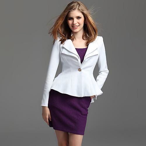 Женский пиджак TS с двойными лацканами Lightinthebox 1479.000