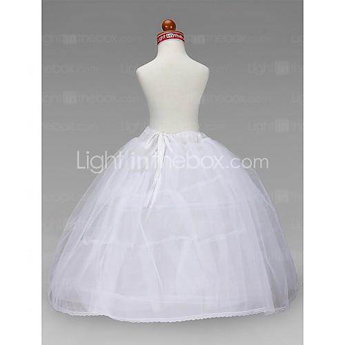 Трехъярусный свадебный подъюбник из тафты, длиной до пола Lightinthebox 858.000