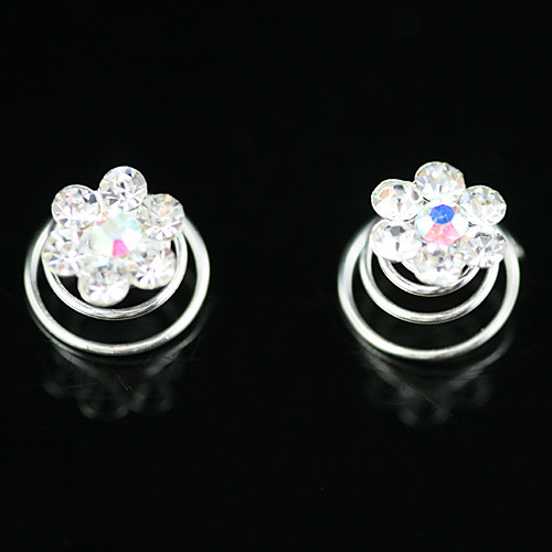 2 шт великолепный свадебный стразами контакты свадьбы / специальные заставки случаю Lightinthebox 64.000