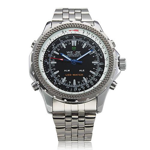 Аналоговые цифровые часы с двумя циферблатами WH-904 Lightinthebox 773.000