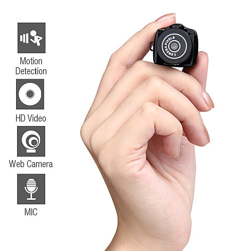 Мини записывающая камера Atom HD - с углом обзора 72 град. (самая маленькая камера в мире) Lightinthebox