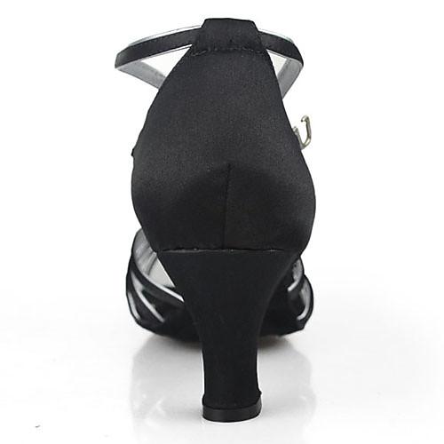 бального практике латинского атласные туфли верхняя для женщин Lightinthebox 644.000