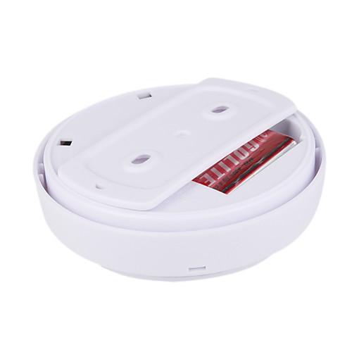 беспроводной батарейках дымовой пожарной сигнализации пожарный извещатель Lightinthebox 601.000